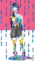 Rainny Day by AnxiousA