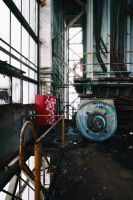 5641, old AMCOR papermill. by thespook