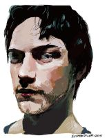 James Mcavoy by superfizz