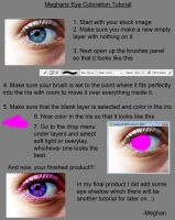 Eye Coloration Tutorial by Tym-TymGraphics