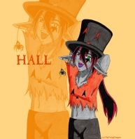 ..HALL.. by zoro4me3