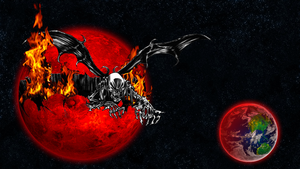 Avenged Sevenfold Invasion by lWarMachinel