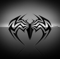 Spidey logo concept by TuaX