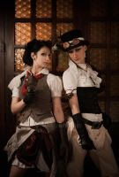 STEAMPUNK_Ready to go by TheOuroboros