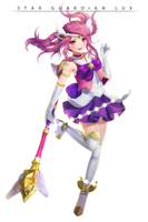 STAR GUARDIAN LUX by CherryBlosssomm