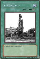 Stalingrad field card by Mexicano27