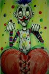 StITcheS tHE clOWn by spindleshanks