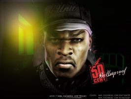 50CENT WORK by DemircanGraphic