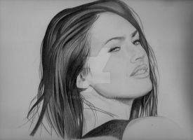 Megan Fox by michimao