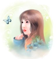 butterfly by rabi-chan