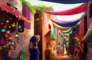 Marketplace by kovah