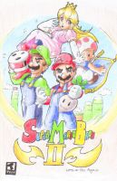 SMB2 Lets-a-go. Again_color_ by ERIC-B