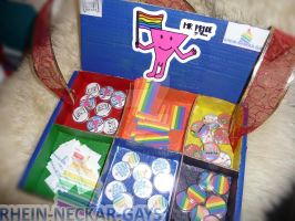 Pride Stuff Box by engineerJR