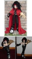 Vincent Valentine PLUSH SALE by SetsunaKou