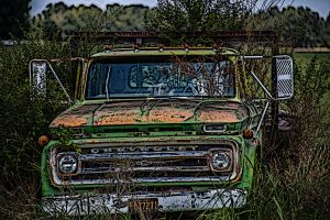 Where did I leave my truck by Bartonbo