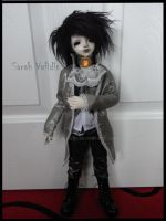 Winter Ball Joint Doll 4 sale by BS-designs