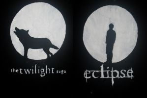 Twilight: Eclipse Tshirt by BookWizard
