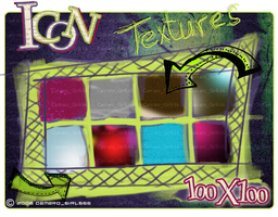 Icon Textures 01 by CamaroGirl666