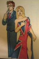 I'm looking for a girl in a Union Jack by Gigatoast