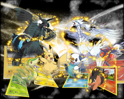 TCG Poster by IceCard