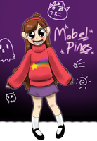 mabel pines by hoyeechun