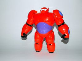 Armor-Up Baymax by LinearRanger