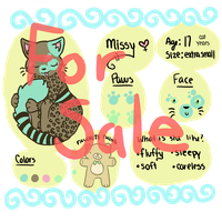 CHARACTER SALE: MISSY CLOSED by br33bunnie
