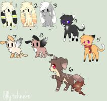 Adopts by Lillytehneko