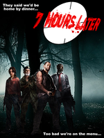 "L4D poster - ""7 Hours Later"" by KeybladeMeister"