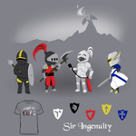 Woot - Sir Ingenuity by Bandlith