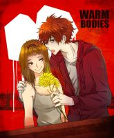 Warm Bodies by nunamna
