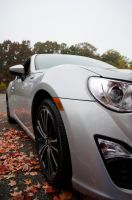Scion FR-S Side by ThirdGearPhotography