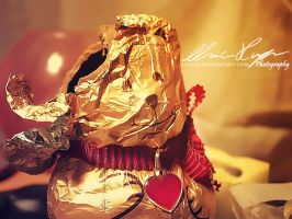 the Death of a chocolate bear by lajvio