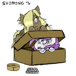 Different Kind of Shipping by IchibanGravity