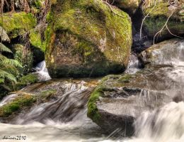 Waterfalls- Marysville by DanielleMiner