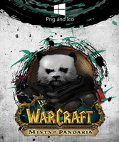 World of Warcraft Mists of Pandaria Icon by nemanjadmitrovic