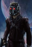 Starlord by PrimalClone