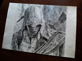 assassin's creed by bigmummy