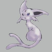 Espeon by SeymourGuado