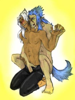 Uke time Mansex by EmoPensel