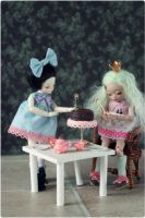 Let's share that cake by fairchildren