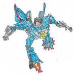 wfc thundercracker by pokemontransformer24