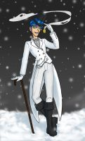 Frosty the Robot by neilak20