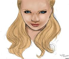 It's Hayden - coloured by Syene