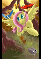 Ture Guide Flutter Shy by SemajZ