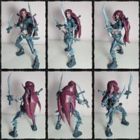 Katarina LOL [TEST COMPLETED] by BRSpidey