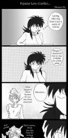Popular Love Conflict by Minamino-Hiei