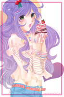 Sweets for You Sweetie by luna--kai