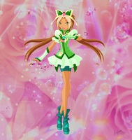 PreCure Flora by Bloom2