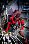 Deadpool by Wickedm6 by AndyWana